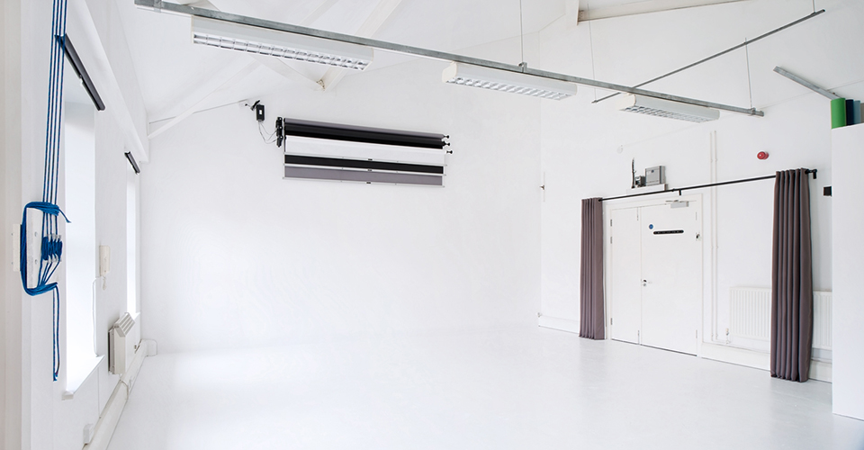 West London Studio - Clear Space